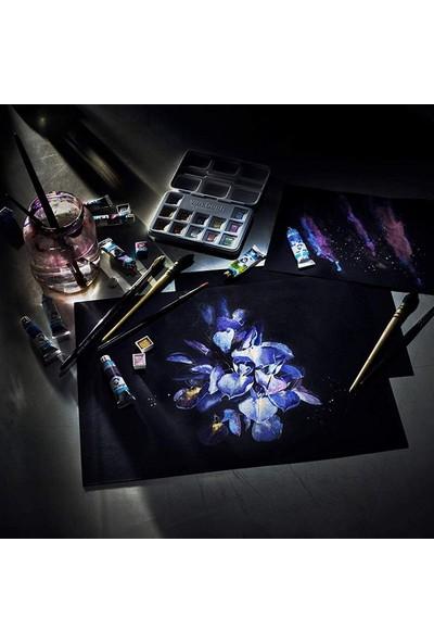 Van Gogh Siyah Sulu Boya Bloğu 360G 12 Yaprak A3