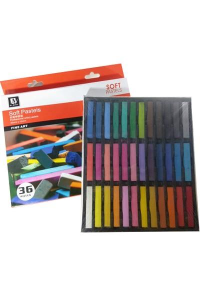 Fine Art Soft Pastels 36LI Set SOP3610BC