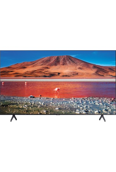 "Samsung UE55TU7000UXTK 55"" 140 Ekran Uydu Alıcılı 4K Ultra HD Smart LED TV"