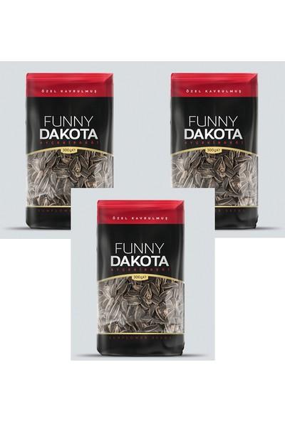 Funny Nuts Dakota Ay Çekirdeği 3'lü x 300 gr