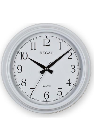 Ultima Regal Beyaz Renkli Klasik Duvar Saati