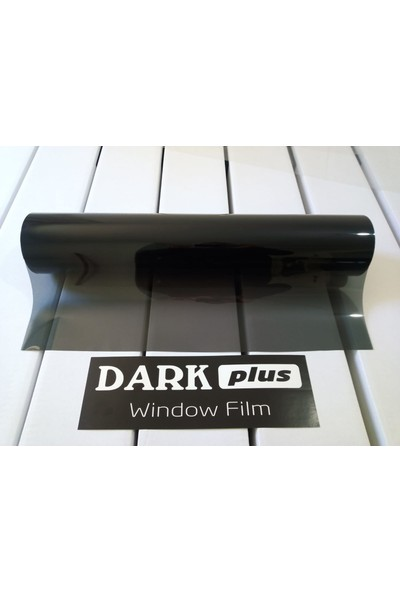 Dark Plus % 05 Siyah Koyu Ton Cam Filmi (50cm x 3m)