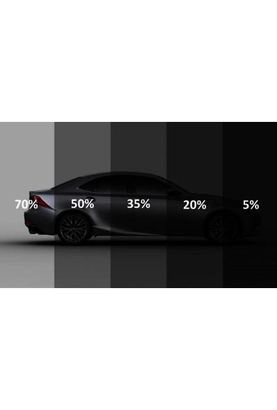 Dark Plus % 35 Siyah Açık Ton Cam Filmi (100cm x 3m)