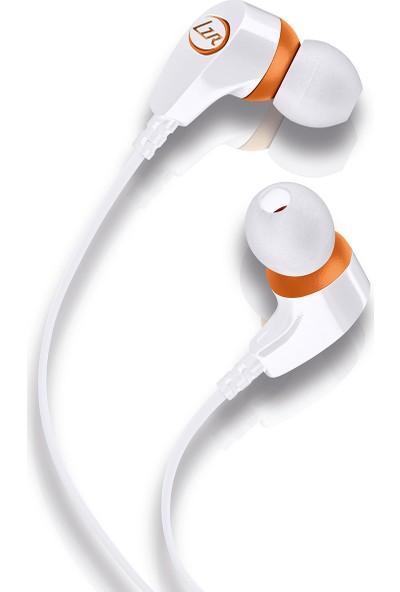 Magnat Lzr 540 Kulaklık Beyaz-Turuncu