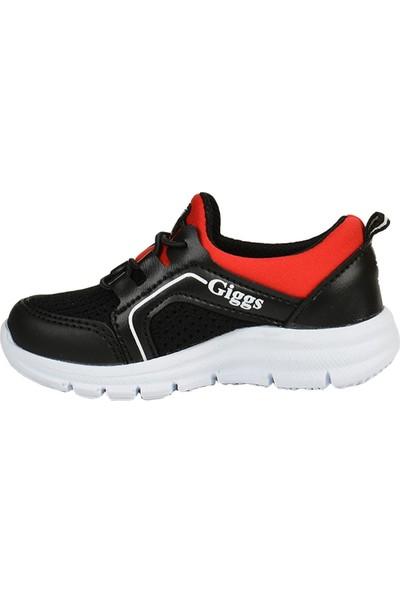 Giggs Kids Syh-Krmz Yazlık Bebe Erkek Çocuk Spor Ayakkabı