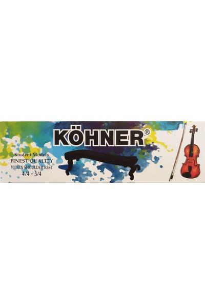 Köhner Keman & Viyola Yastığı (3/4-4/4) Tam Boy
