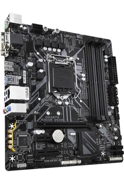 Gigabyte B365M-DS3H Intel B365 2666MHz 1151 Pin DDR4 ATX Anakart