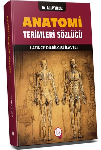 Hipokrat Kitabevi Anatomi Terimleri Sözlüğü Latince Dilbilgisi Ilaveli