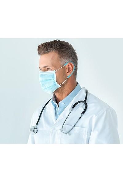 Mtv Maske Kulak Koruyucu Aparat 3 Takım 6 Adet