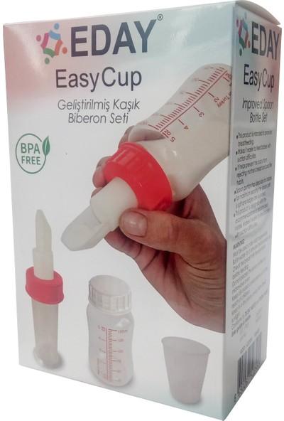 Eday Easycup Geliştirilmiş Kaşık Biberon Seti