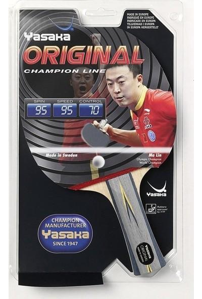 Yasaka Original Masa Tenisi Raketi 300212