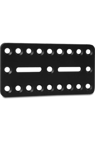 Yücecengiz Metal Birleştirme Ara Parça Siyah 5 mm 100 x 200 mm