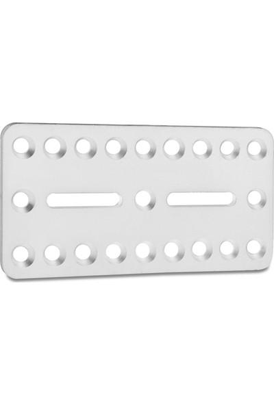 Yücecengiz Metal Birleştirme Ara Parça Beyaz 5 mm 100 x 200 mm