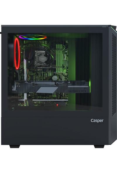 Casper Excalibur E60Z.107K-D770X-W-K Intel Core i7 10700K 32GB 1TB + 1TB SSD RTX2070 Super Freedos Masaüstü Bilgisayar