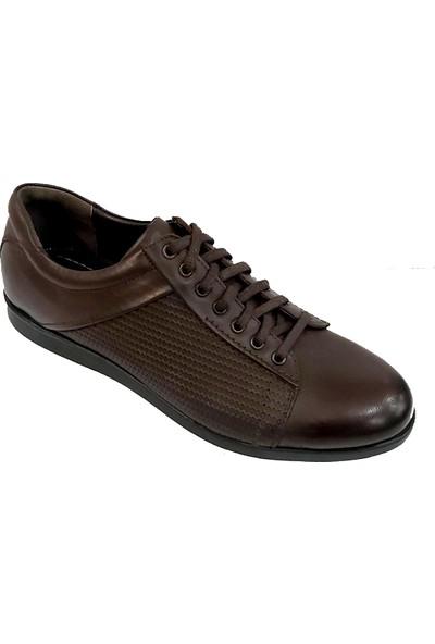 Doğan 1638 Deri Bağcıklı Erkek Ayakkabı