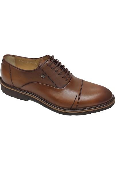 Fosco 1070 Deri Eva Taban Erkek Ayakkabı