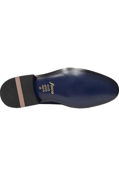 Fosco 8035 Rugan Deri Neolit Erkek Ayakkabı