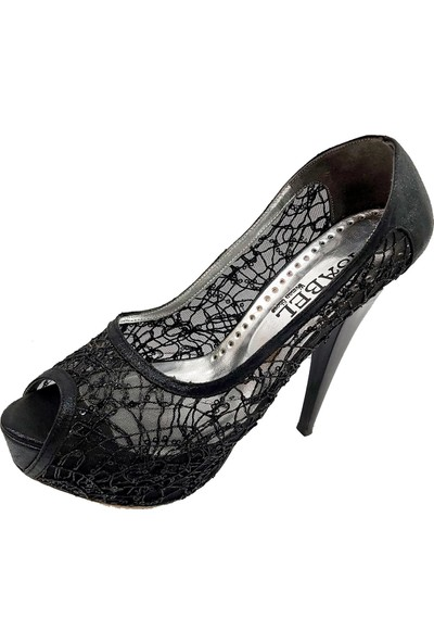 Isabel 182 Platform Trend Kadın Abiye Ayakkabı