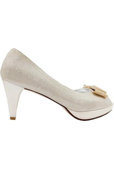 Jena 31103 Fashion Abiye Kadın Ayakkabı