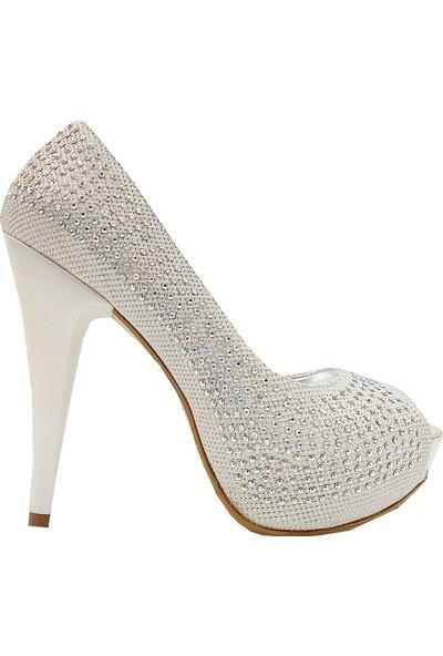 Jena 31105 Platform Trend Abiye Kadın Ayakkabı