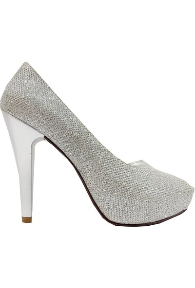 Jena 31111 Platform Trend Fashion Abiye Ayakkabı