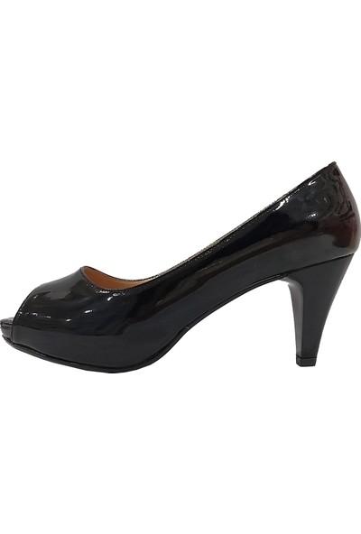 Jena 9109 Çaça Topuklu Kadın Ayakkabı 140