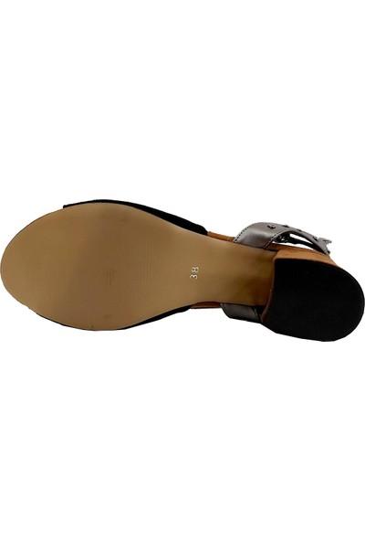 Sms 30122 Tek Bantlı Kadın Sandalet