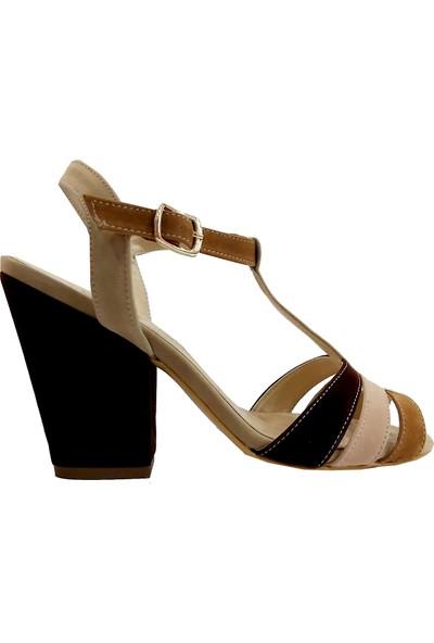 Sms 4277 Eli Kadın Sandalet