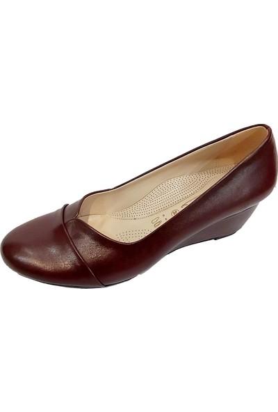 Gizem 640 Dolgu Topuklu Kadın Ayakkabı