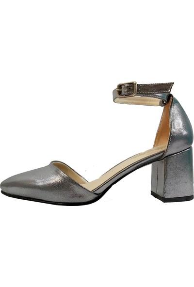 Gizem 770 Yanı Açık Kadın Ayakkabı
