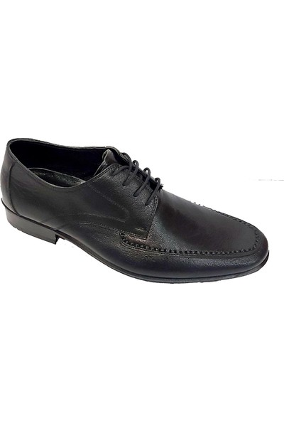 Selim 302 Bağcıklı Kösele Taban Erkek Ayakkabı