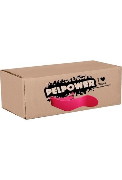 Pelpower Pelvik Kas Geliştirici ve Kalça Sıkılaştırıcı Pembe