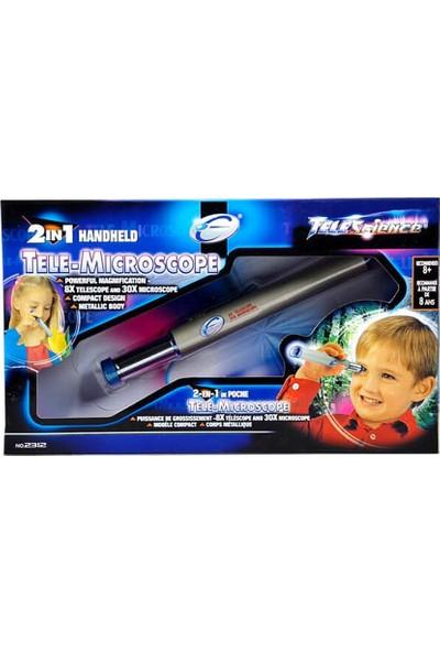 Sunman Kalem Tipi Teleskop ve Mikroskop