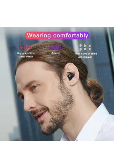 Bluedio T-Elf Tws Bluetooth 5.0 Kulaklık