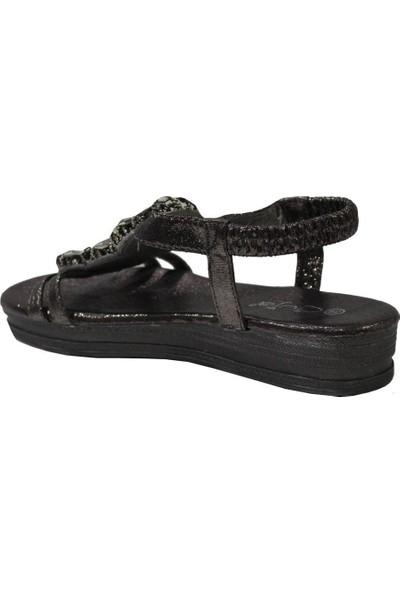 Guja 20Y207-5 Gri Comfort (36-40) Kadın Sandalet