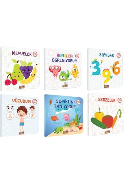 Kids Babies Türkçe - İngilizce 6'lı Set