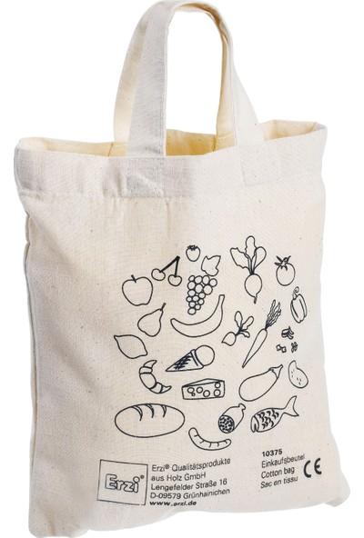 Erzi Ahşap Oyuncak Cotton Bag