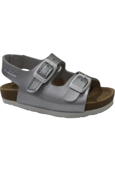 Vicco 321.B20Y.360 Gümüş (22-25) Anatomik Çocuk Sandalet Ayakkabı