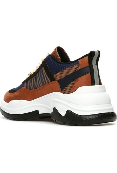 Divarese Erkek Taba Sneaker