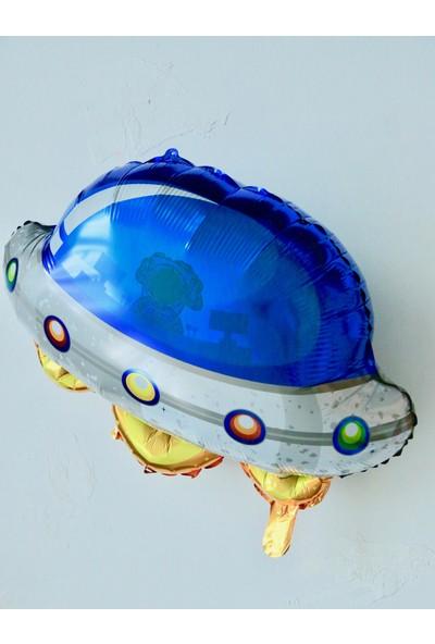 Ohlala Party Ufo Şeklinde Folyo Balon