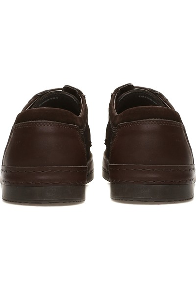 Divarese Erkek Kahverengi Nubuk Ayakkabı