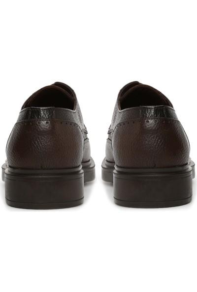 Divarese Erkek Zımbalı Taba Ayakkabı