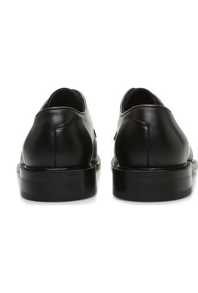 George Hogg Erkek Siyah Ayakkabı