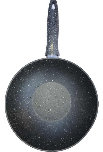 Alkar Granit Wok Tava 28 cm