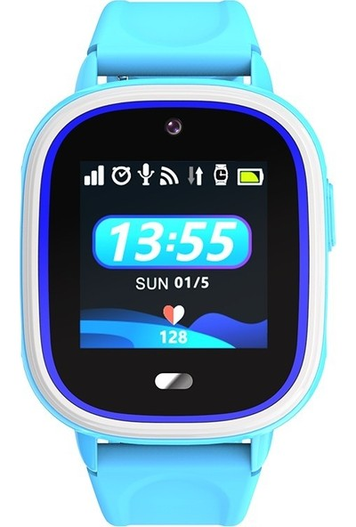 Smartbell Q590/2020 Sim Kartlı Akıllı Çocuk Saati Mavi