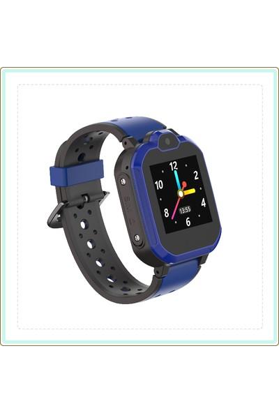 Smartbell Q600/2020(Görüntülü Konuşma) Akıllı Çocuk Saati Mavi