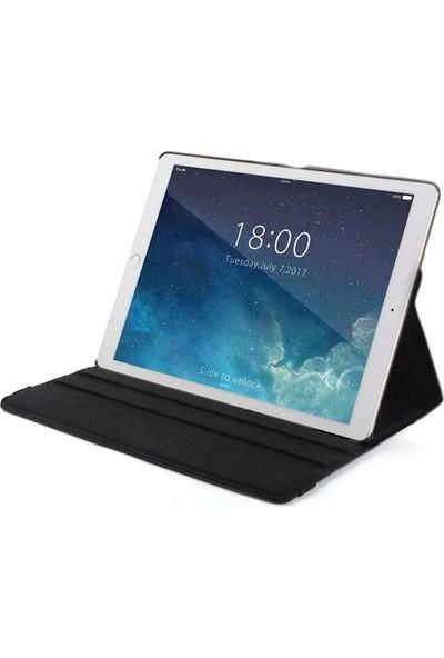 Redpoloshop Apple iPad Pro 11 Kılıf 2. Versiyon 2020 Model Kapaklı 360 Döner Standlı