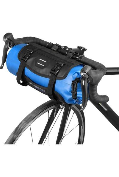 Sahoo Bisiklet Çantası Su Geçirmez Bisiklet Dağ Yolu Mtb