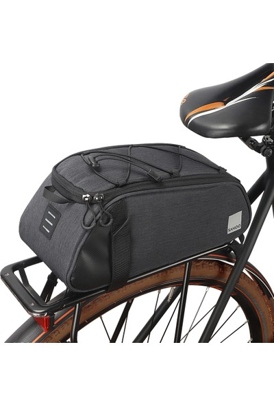 Sahoo Bisiklet Raf Çanta Su İtici Bisiklet Arka