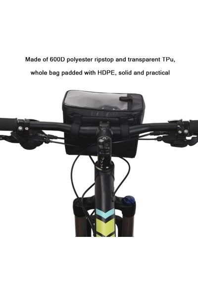 Sahoo Su Geçirmez Dokunmatik Bisiklet Harita